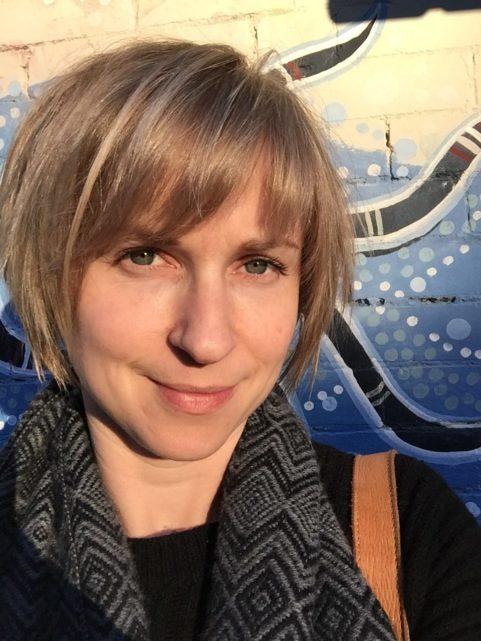 Julia Scott-Stevenson